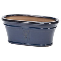 Apta RHS Blue Oval Trough 31cm (RH15BA)