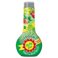 Bayer Baby Bio Outdoor Fruit and Vegetables Plant Food 750ml