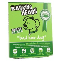 Barking Heads Bad Hair Day Wet Adult Dog Food (Lamb) 400g