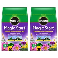 Promotion! Buy a Bag of Miracle-Gro Magic Start 5ltr and Get the 2nd Bag Half Price!