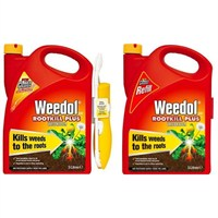 Promotion! Buy the Weedol Rootkill Plus Power Sprayer 5ltr and Get the 5ltr Refill Half Price!