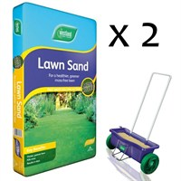 Promotion! Buy 2 Westland Safe Sand 16kg Bag & Get Lawn Drop Spreader Half Price!