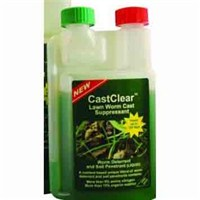 CastClear Lawn Worm Cast Suppressant 250ml