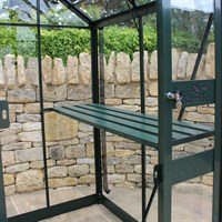 Eden Greenhouses Integral Staging 4ft - Green Birdlip (E04804)