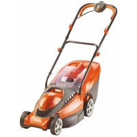 Flymo Chevron 37VC Electric Wheeled Rotary Lawnmower