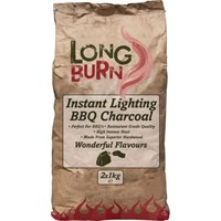 Green Olive Instant Light Charcoal 2 x 1kg (FILCKD2X1)
