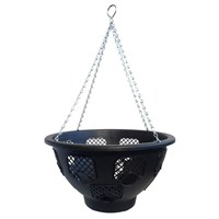 Garden Pride 14inch Easy-Fill Hanging Basket with Chain (12981B)