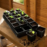 Gardman 18 Square Pot Growing Tray (08454)