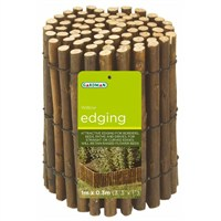 Gardman 15cm Willow Edging Roll (09276)
