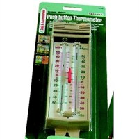 Gardman Max / Min Push Button Thermometer (16030)