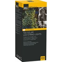 Cole & Bright 100 Solar LED String Lights (18439)