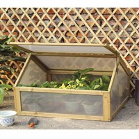 Charles Bentley Wooden Cold Frame / Greenhouse (GL/GH.02) DIRECT DISPATCH