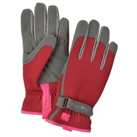 Burgon & Ball Ladies Love The Glove - Berry S/M (GLO/BERRYSM)