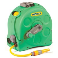 Hozelock 2 in 1 Compact Reel with 25m Hose (2415)
