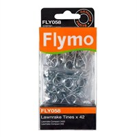 Flymo Lawnrake Tines - Pack of 42 (FLY058)