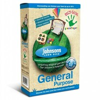 Johnsons General Purpose Lawn Seed (Greenfingers) 500g 20sqm