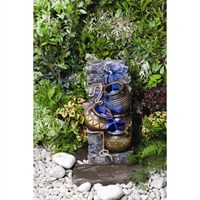 Kelkay Pouring Pot Wall (inc. Lights) Water Feature (4658L)