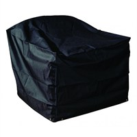 Bosmere Armchair Cover Large - Black (M615)