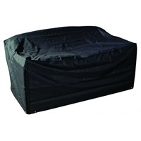 Bosmere 2 Seater Large Sofa Cover - Black (M670)