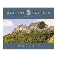 Otter House - Around Britain In 365 Days Boxed Calendar 2017 (26502)