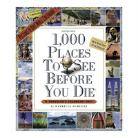 Otter House - 1000 Places To See Before You Die Deluxe Calendar 2017 (27133)