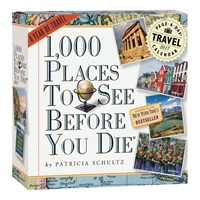 Otter House - 1000 Places To See Before You Die Boxed Calendar 2017 (27168)