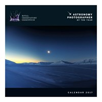 Otter House - Astronomy Photographer Of The Year Wall Calendar 2017 (27184)