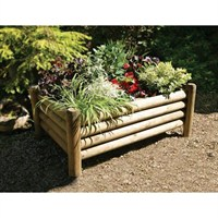 Zest 4 Leisure Shrewsbury Planter (2 Pack) (DIRECT DISPATCH)