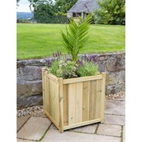 Zest 4 Leisure Holywell Planter Large (2 Pack) (DIRECT DISPATCH)