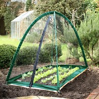 Popadome All-in-One Fruit and Vegetable Net Protection System 6 x 3ft