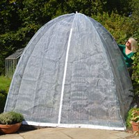 Popadome Insect Netting for All-in-One Fruit and Vegetable Net Protection System 2 x 2m