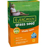 EverGreen Shady Lawn Grass Seed 14m2 420g (017407)