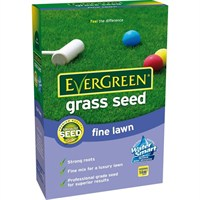 EverGreen Luxury Lawn Grass Seed 14m2 420g (017410)