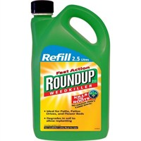 Fast Action Roundup Pump 'n Go Ready to Use Weedkiller Refill 2.5L (017957)