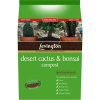 Levington Desert Cactus and Bonsai Compost 8L (018238)