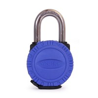 Squire 45mm Stainless Steel Open Shackle Padlock with Protective Cover (ATL4S)