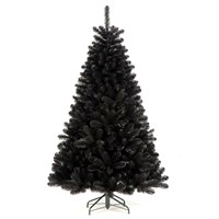 Tree Classics 1.5m (5ft) Black Arctic Spruce Artificial Christmas Tree (60-337-358)