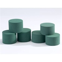Oasis® Ideal Floral Foam Cylinder (Wet) (1096)