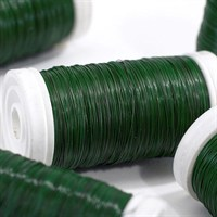 Oasis® Reel Wire - Green Lacquered (9486)