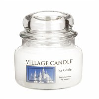 Village Candles - Ice Castle Premuim 11oz Christmas Candle (106311839)