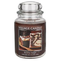 Village Candles - Brownie Delight Premuim 26oz Candle (106326311)