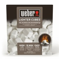 Weber Lighter Cubes (17519) Barbecue Accessory