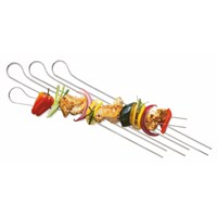 Weber Original Double Prong Skewers (8402) Barbecue Accessory