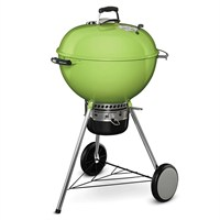 Weber Master-Touch GBS - 57cm - Spring Green (14511004) Charcoal Barbecue