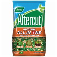 Westland Aftercut Autumn All in One Lawn Feed and Moss Killer Bag 400sqm (20400283)