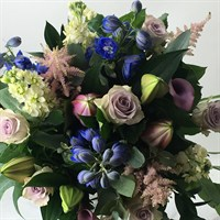 Bagshot Handtied Bouquet Arrangement Workshop - Saturday 15th July 2017