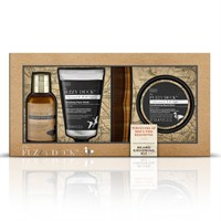 Baylis & Harding Christmas Fuzzy Duck Cedarwood & Wild Saga Men's Best Beard Gift Set (FDM17BRDKIT)