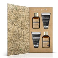 Baylis & Harding Christmas Fuzzy Duck Cedarwood & Wild Sage Men's Grooming Essentials Gift Set (FDM174PBOOK)