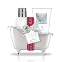 Baylis & Harding Christmas Jojoba, Silk & Almond Oil Bath Time Gift Set (BM17JOSMLBATH)