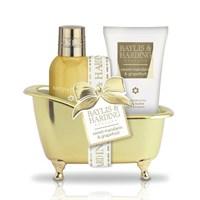Baylis & Harding Christmas Sweet Mandarin & Grapefruit Bath Gift Set (BM17MGSMLBATH)
